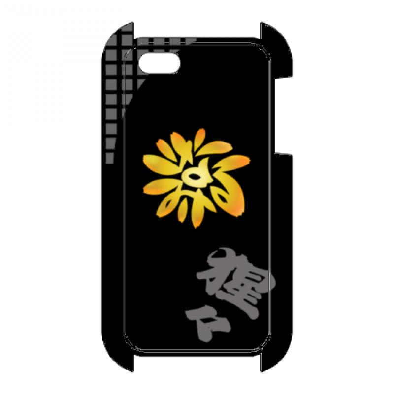 家紋ちっくな和のオリジナルiPhoneケース