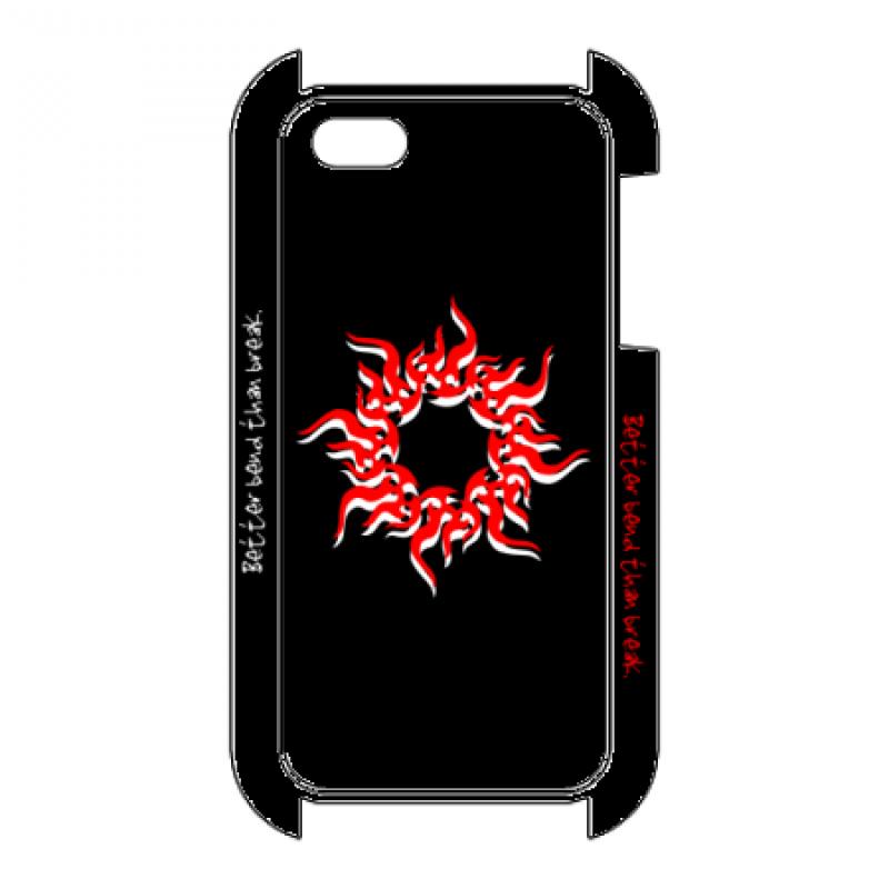 力強いシンボルが特徴のオリジナルiPhoneケース