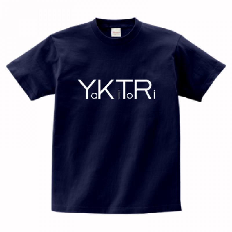 ユニークなロゴをプリントしたオリジナルTシャツ