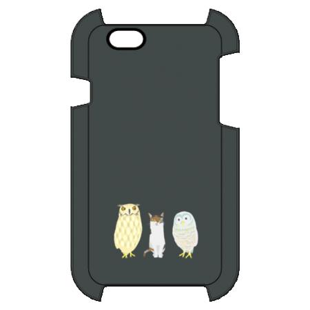 動物モチーフのオリジナルiPhoneケース