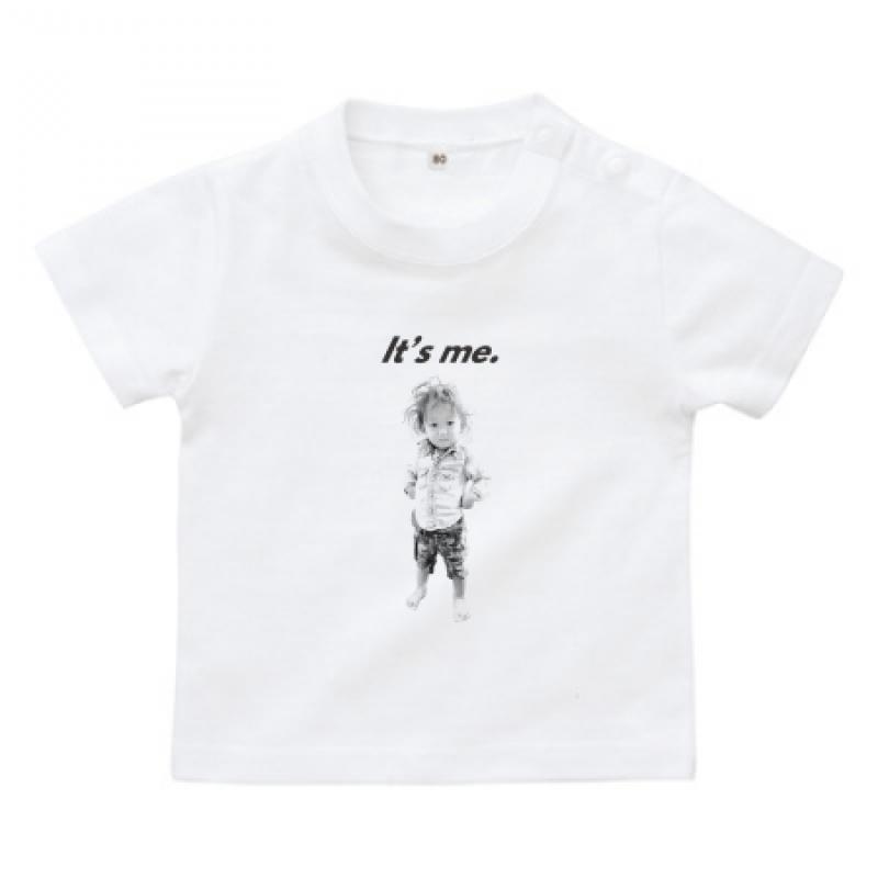 自己主張するベビーがかわいいオリジナルTシャツ
