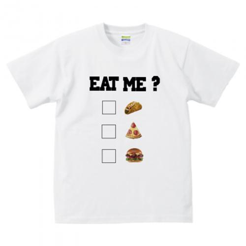 ジャンクフードをデザインしたオリジナルTシャツ
