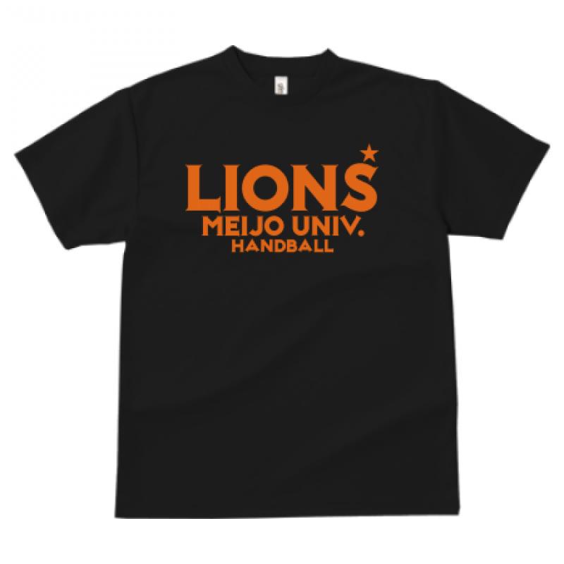 ハンドボールクラブのドライTシャツ