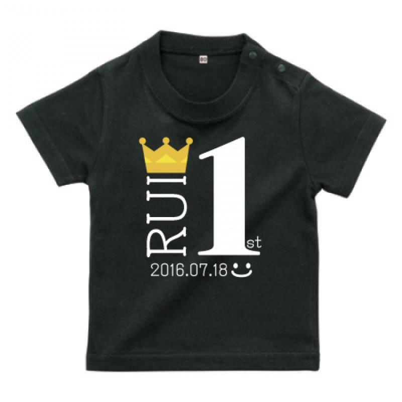 誕生日オリジナルTシャツ