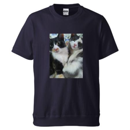 オリジナル写真Tシャツ