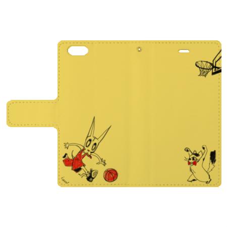 バスケ対決!オリジナルiPhoneケース