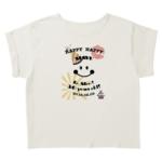 オリジナルのロールアップTシャツ