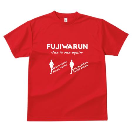 ランクラブのユニークなチームTシャツ