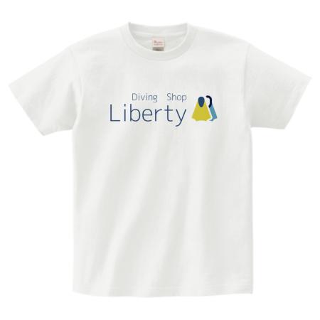 ダイビングショップのオリジナルTシャツを作成