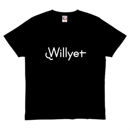 会社ロゴ入りプリントTシャツ