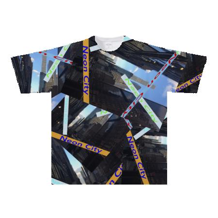 全面印刷Tシャツ