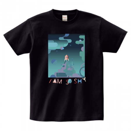 センスあふれるオリジナルTシャツ