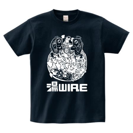 クラブイベントのオリジナルTシャツ