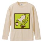 ショップのオリジナル長袖Tシャツ
