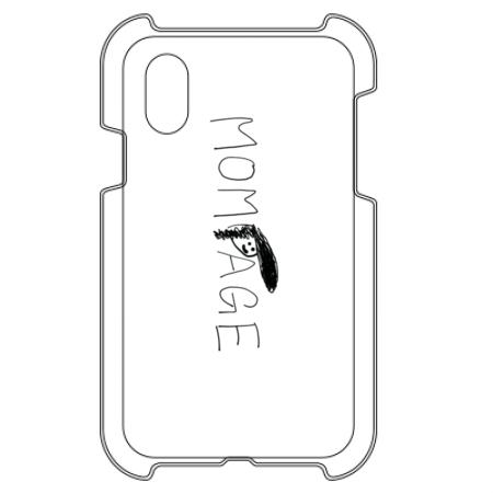 MOMIAGE オリジナルiPhoneXS/Xスマホケース
