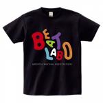 ドラムサークルのロゴをプリントしたオリジナルTシャツ