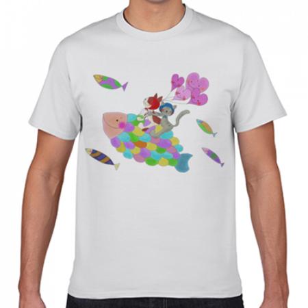 GILDANジャパンフィットTシャツ