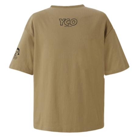 オリジナルのビッグシルエットTシャツ