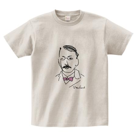 お洒落イラストでオリジナルTシャツを作成