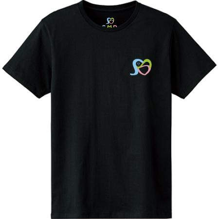 タグプリントTシャツ