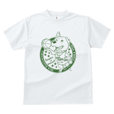 チームのオリジナルTシャツ