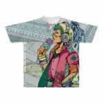 アーティストの作品で作成したオリジナルTシャツ