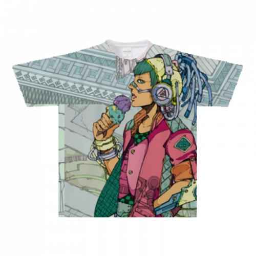 アーティストのオリジナルTシャツ