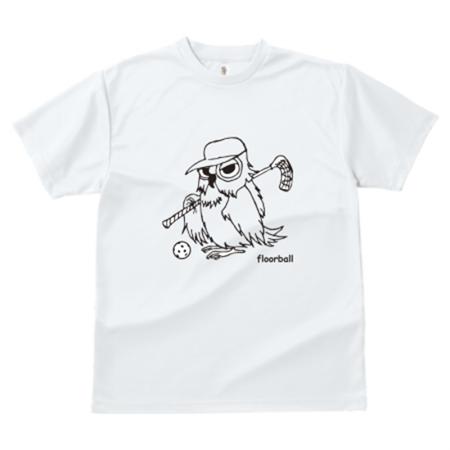 オリジナルイラストの練習Tシャツ
