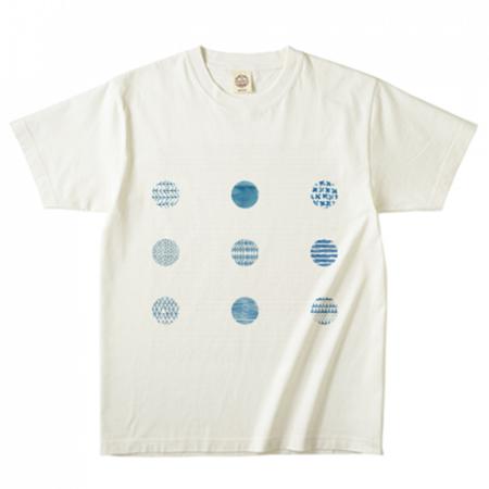 オリジナルのオーガニックコットンTシャツ