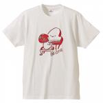 女の子のオリジナルイラストTシャツ