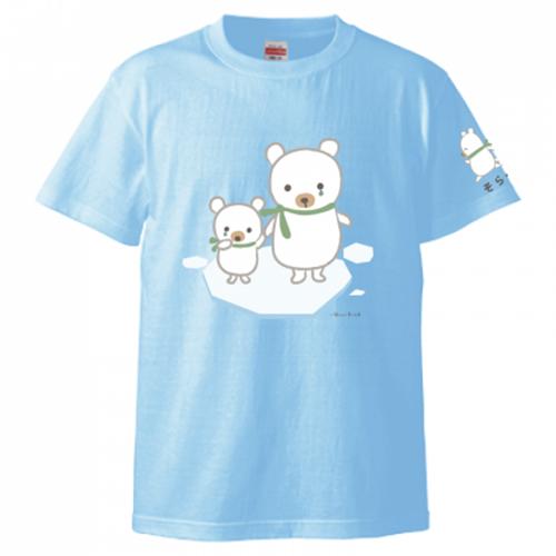 キャンペーンに使用するオリジナルTシャツ