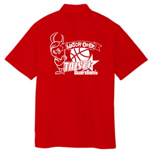 バスケットボールチームのオリジナルポロシャツ