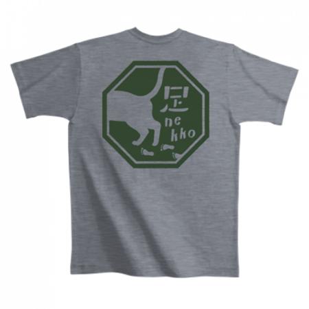 猫のオリジナルイラストTシャツ