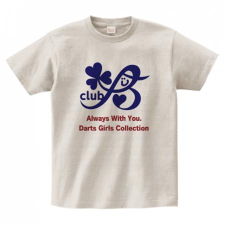 クラブのオリジナルTシャツ