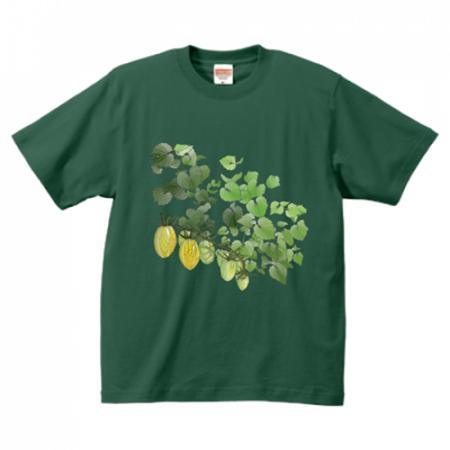 絵画風オリジナルTシャツ