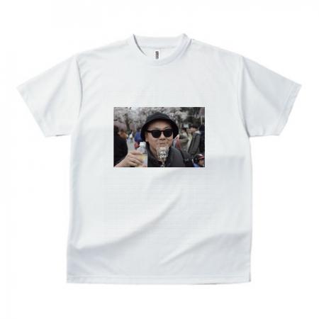 思い出の写真をフォトTシャツにプリント