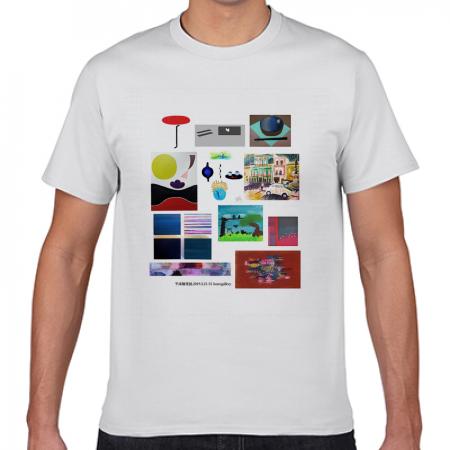 展示会オリジナルTシャツ
