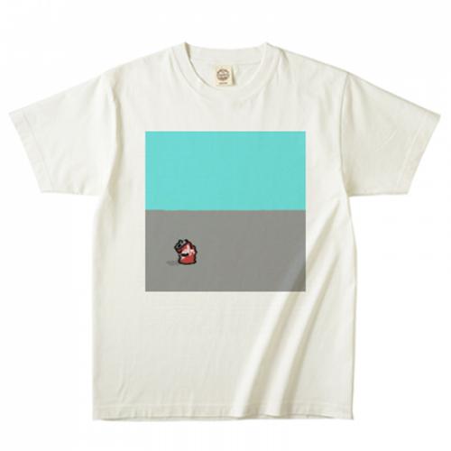 シンプルデザインのオリジナルTシャツ