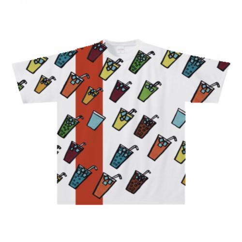 アート団体のオリジナルTシャツ
