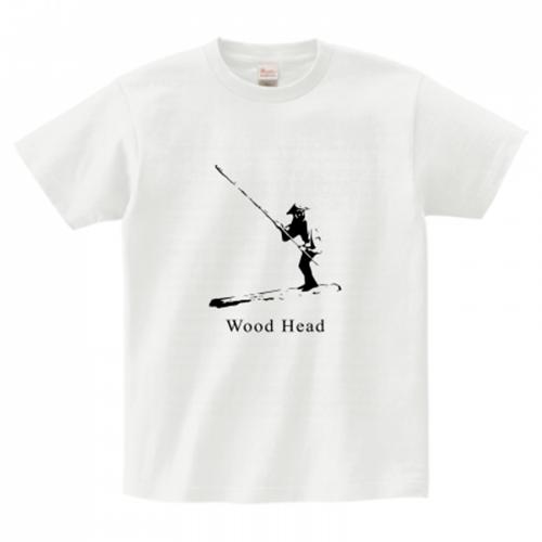 印象的なデザインをプリントした会社のオリジナルTシャツ