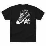 バスケットボールチームオリジナルの練習用Tシャツ