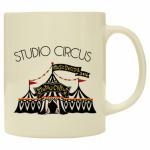 音楽教室の名前をイラストにしてプリント!オリジナルマグカップ