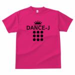 ダンスサークルのオリジナルプリントTシャツ
