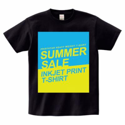 プリントTシャツの大定番。Printstar ヘビーウェイトTシャツ
