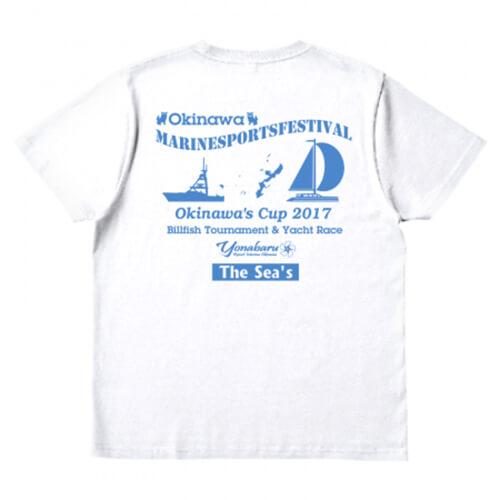 マリンスポーツフェスティバルのオリジナルTシャツ