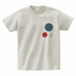 シンプルデザインのおしゃれなオリジナルTシャツ