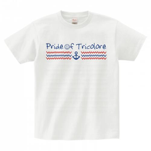 サポーターのオリジナルプリントTシャツ