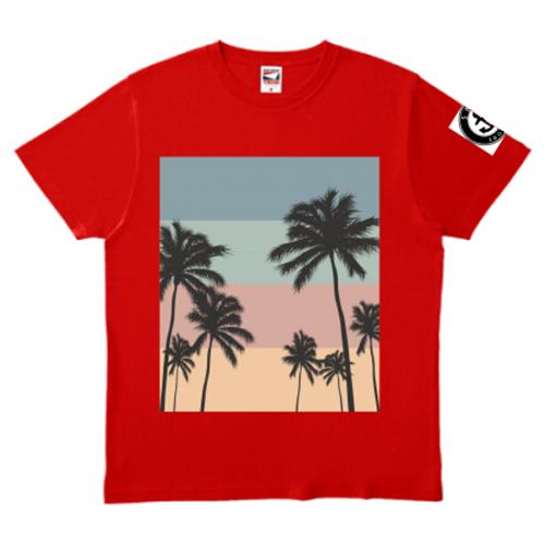 海辺の雰囲気を感じるオリジナルTシャツ