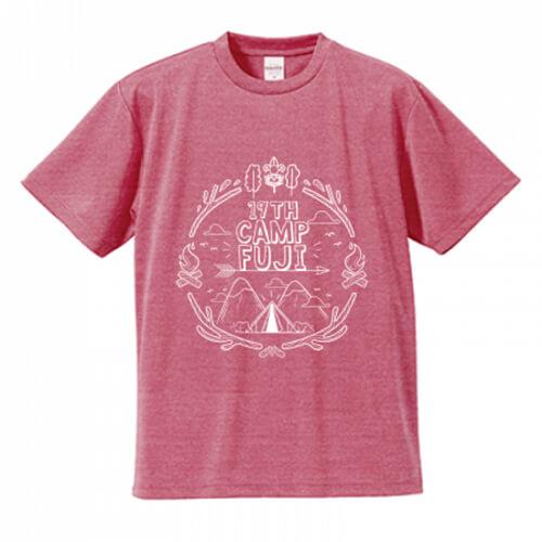 ボーイスカウトのキャンプ用オリジナルTシャツ