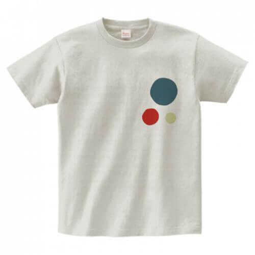 オリジナルでシンプルデザインのTシャツを作成